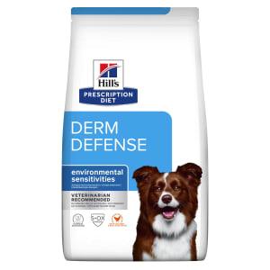 Hill's Prescription Diet Derm Defense Skin Care Dry Dog Food - Chicken
