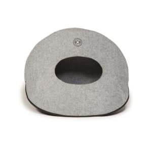 Danish Design Cat Pebble Cave Bed in Grey