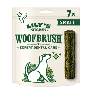 Lily's Kitchen WoofBrush Dental Small Adult Dog Treats