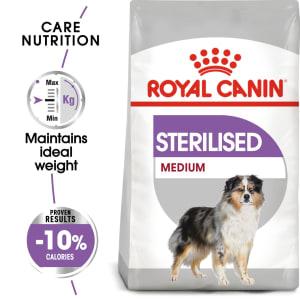 Royal Canin Medium Sterilised Care Adult Dry Dog Food