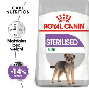 Royal Canin Mini Sterilised Care Adult Dry Dog Food