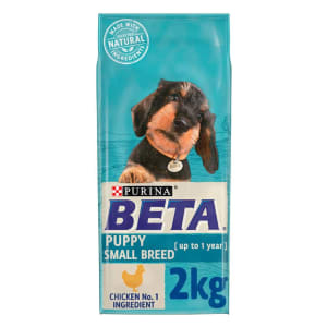 BETA Small Breed Puppy Dry Dog Food - Chicken