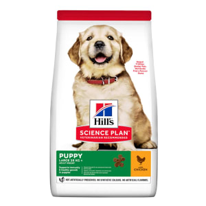 Hill's Science Plan Large Puppy Dry Dog Food - Chicken