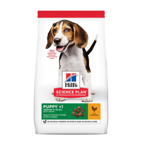 Hill's Science Plan Medium Puppy <1 Dry Dog Food - Chicken