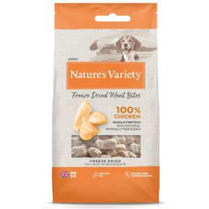 True Instinct Freeze Dried Meat Bites Adult Dog Treats - Chicken