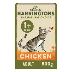 Harringtons Complete Adult/Kitten Dry Cat Food - Fresh Chicken