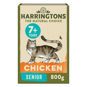 Harringtons Complete Senior Dry Cat Food - Fresh Chicken