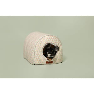 Cath Kidston Cat Igloo Bed in Multicoloured