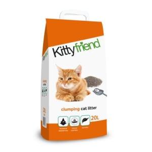 Sanicat Kitty Friend Clumping Cat Litter