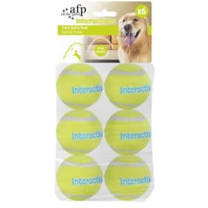 All for Paws Interactives Hyper Fetch Tennis Ball