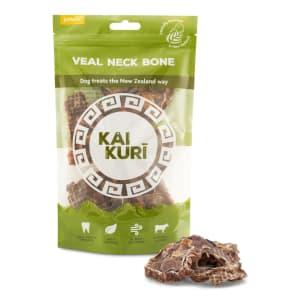 Kai Kuri Air-Dried Bone Slice Dog Treats - Veal Neck