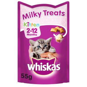 Whiskas Kitten Milky Treats