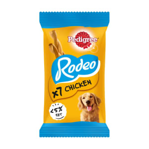 Pedigree Rodeo Adult Dog Treats - Chicken