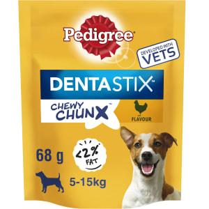 Pedigree Dentastix Chewy Chunx Mini Dog Treats - Chicken