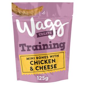 Wagg Training Dog Treats - Chicken & Cheese