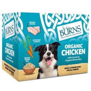 Burns Penlan Farm Adult Wet Dog Food Pouches - Chicken