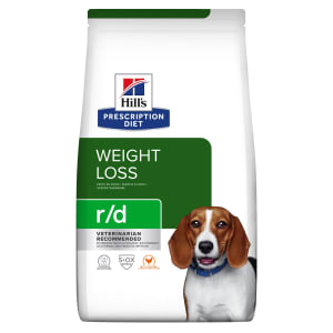 Hill's Prescription Diet Weight Reduction r/d Dry Dog Food - Chicken