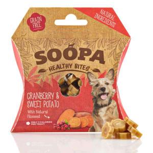 Soopa Healthy Bites Dog Treats
