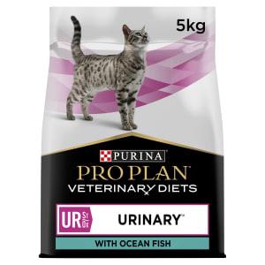 Purina Pro Plan Veterinary Diets UR St/Ox Urinary Adult Cat Dry Food - Ocean Fish