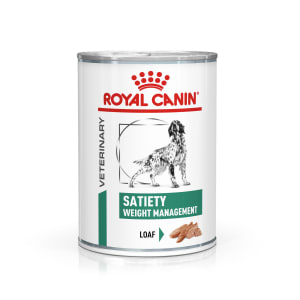 Royal Canin Veterinary Diet Satiety Weight Management Adult Wet Dog Food