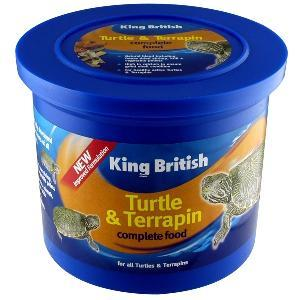 King British Turtle Food