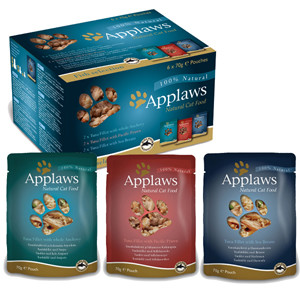 Applaws Natural Cat Food Pouches