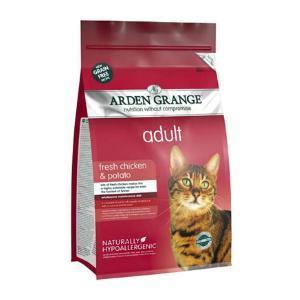 Arden Grange Adult Cat Chicken & Potato