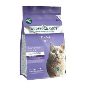Arden Grange Adult Cat Light Chicken & Potato