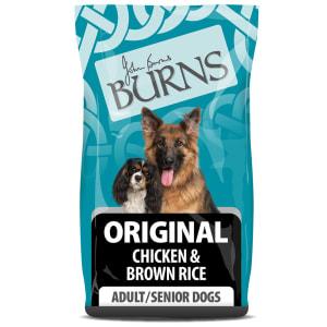Burns Original Adult/Senior Dry Dog Food - Chicken & Brown Rice