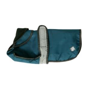 Danish Design 2 In 1 Blue Dog Coat