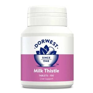 Dorwest Milk Thistle Tablets