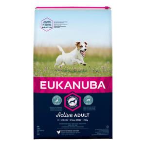 Eukanuba Active Adult Small Breed Dog Food