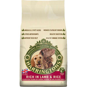 Harringtons Adult Dog Lamb & Rice