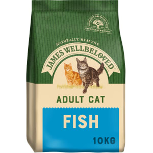 James Wellbeloved Adult Cat Food Fish