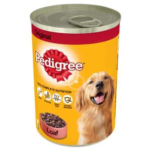 Pedigree Complete Adult Wet Dog Food Cans