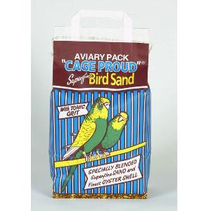 Pettex Aviary Bird Sand Cage Proud