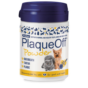 Proden PlaqueOff Powder for Dog & Cat