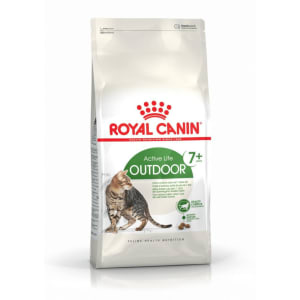 Royal Canin Outdoor 7+ Senior Cat Dry Food