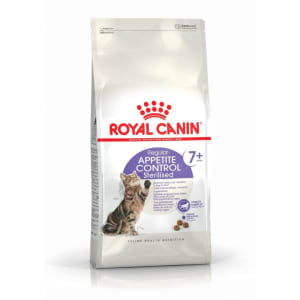 Royal Canin Appetite Control Sterilised 7+ Dry Adult Cat Food