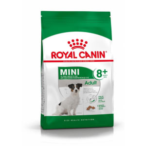 Royal Canin Mini Adult 8+ Dog Dry Food