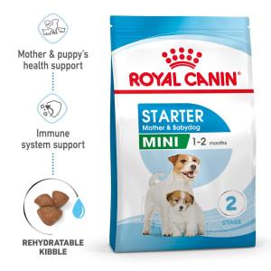 Royal Canin Mini Starter Mother & Babydog Puppy  Food