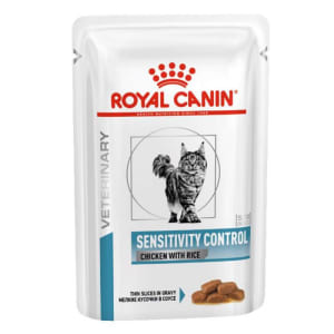Royal Canin Veterinary Diet Feline Sensitivity Control Wet