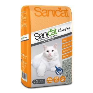 Sanicat Clumping Cat Litter