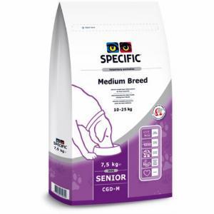 Specific Canine CGD-M Senior Medium Breed