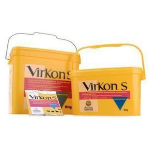 Virkon S Disinfectant Dog Powder