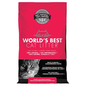 Worlds Best Extra Strength Cat Litter