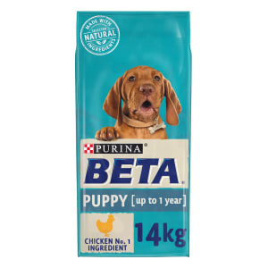 BETA Puppy Dry Dog Food with Chicken & Rice
