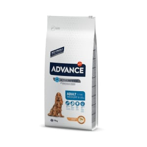 Advance Medium Adult Dog Food Chicken & Rice