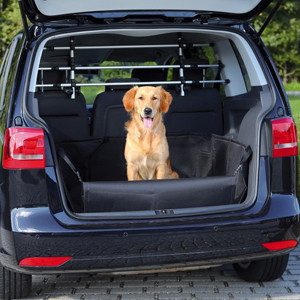 Trixie Non-Slip Coating Dog Car Boot Cover