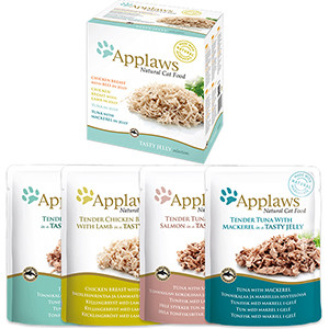 Applaws Cat Jelly Pouches